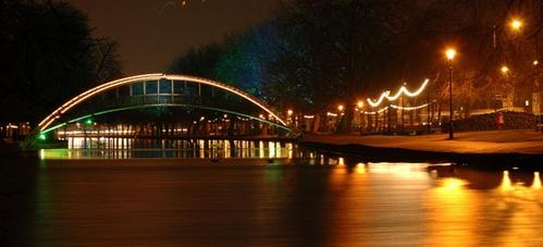 Suspension Bridge by Stevie_G