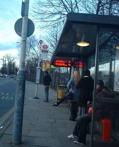 Bus Stop by kombizz