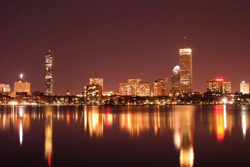 Boston Downtown by saramalik