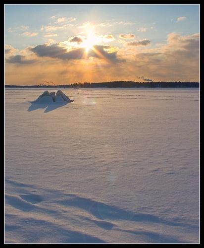 The Lake by denka