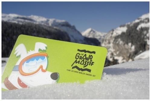ski pass by butzz