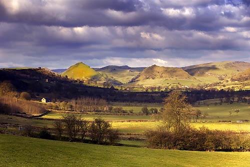Light Across The Valley by cdm36