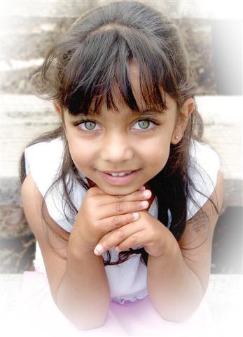 Little Angel by delz