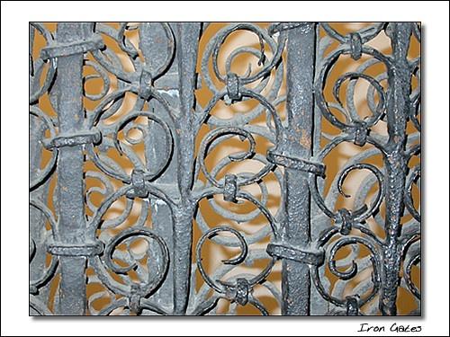 Iron Gates by adamd