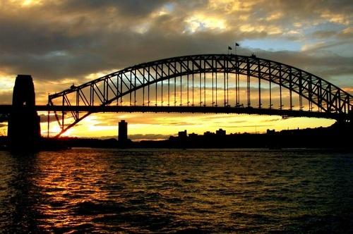Sydney Bridge by khanhnguyen