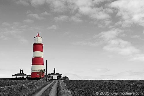Happisburgh lighthouse by nicanddi