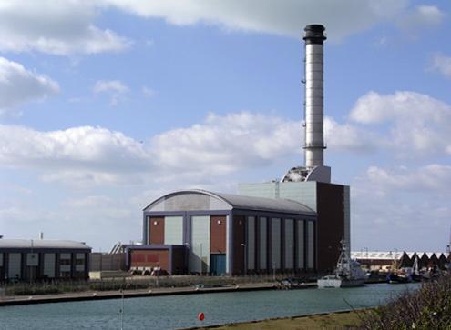 Power station by john ballance
