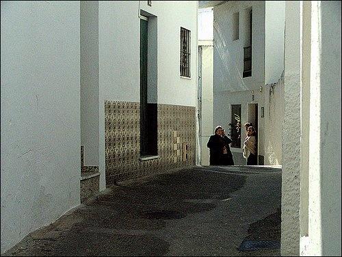 Istan Street Scene by ajhollingbery