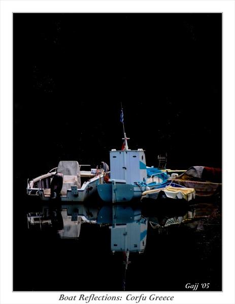Boats by gajj