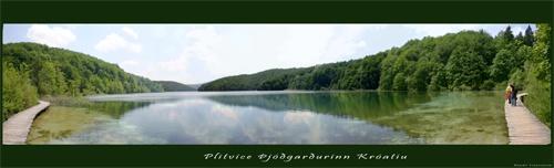 Plitvice National Park by digitalbjarki