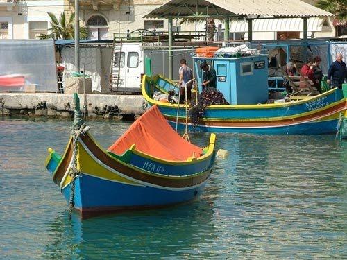 Marsaxlokk Malta by br