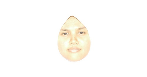 A face by Saderi