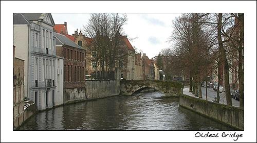 Oldest Bridge by adamd