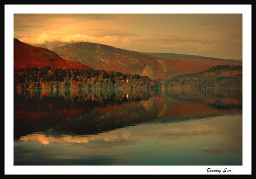 Evening Sun by chrissycj