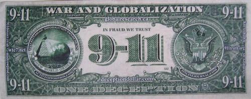 9-11 Dollar by kombizz