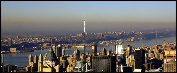 Hudson River 2 by urban-hero