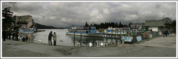 A Stormy Bowness by gillymot