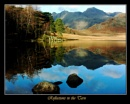 Reflections in the Tarn by ptilley