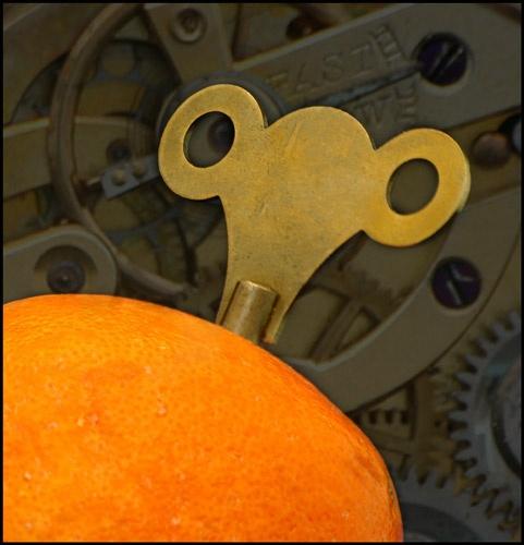 A Clockwork Orange by ejtumman