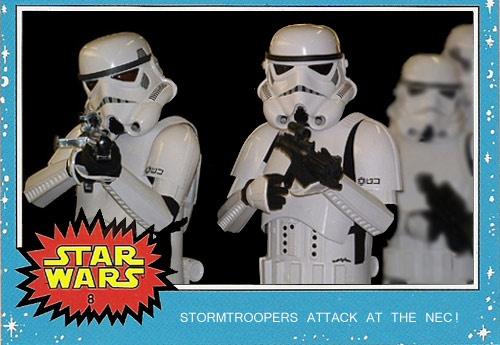 Star Wars by imjam