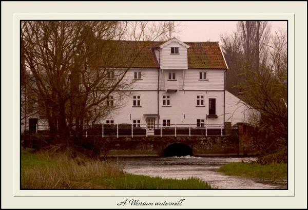 A Wensum watermill by Jimbob