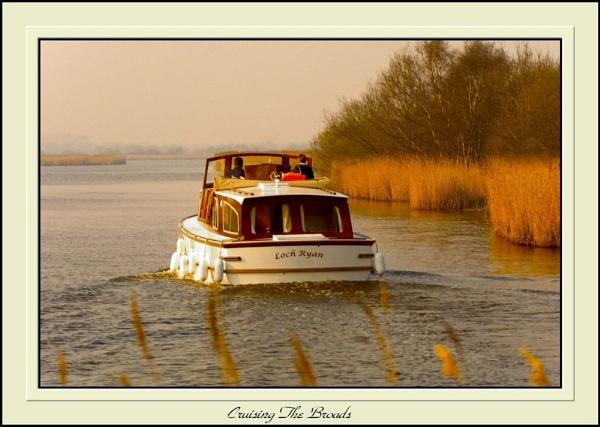 Cruising The Broads by Jimbob