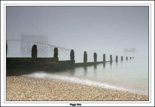 Foggy Day by stevo_h