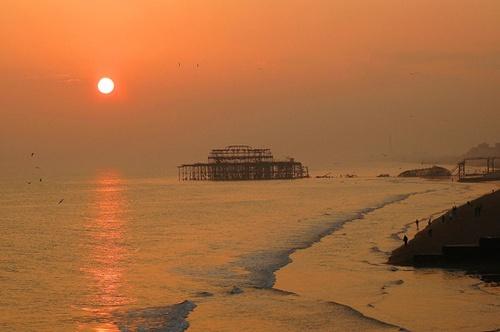 Setting Sun by Stevie_G