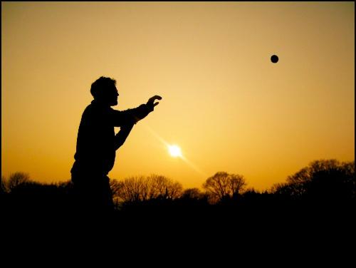 Ball Games by RWalker