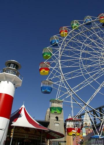 Luna Park by Teal