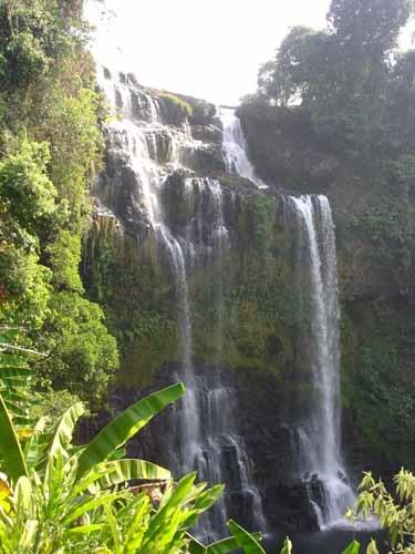 Waterfall by jsuter