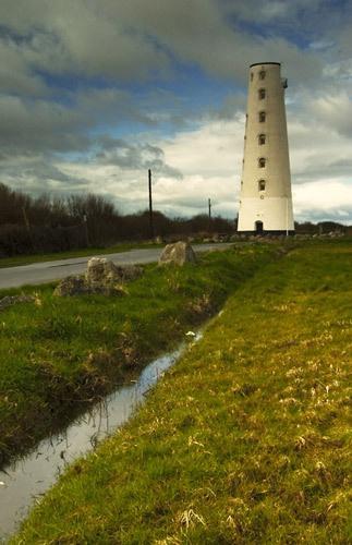 Leasowe Lighthouse by stuwhitt