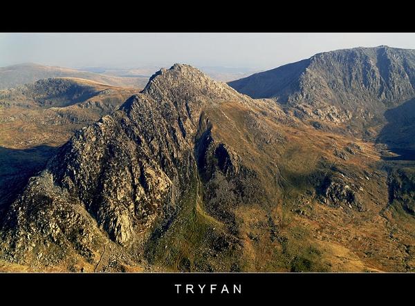 Tryfan by pfheyes