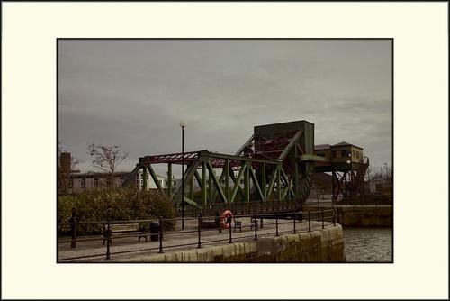 Egerton Bridge by Anthony