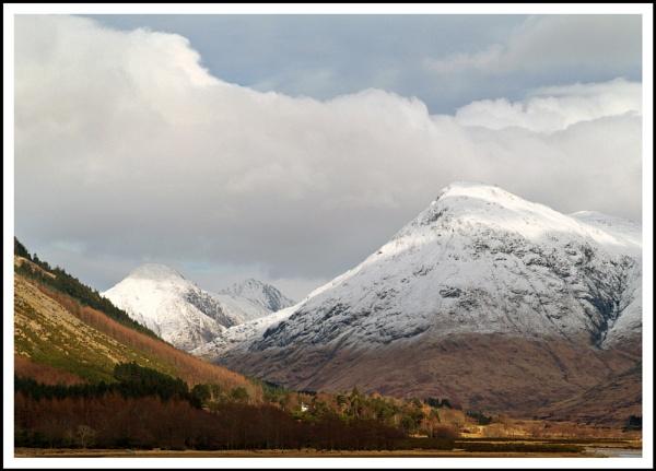 Glen Etive by Scottishlandscapes