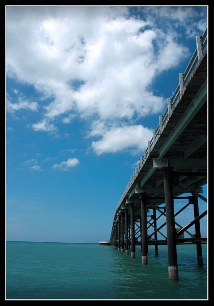 Bridge from Sky by shidee