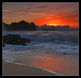 Smashing Sunset