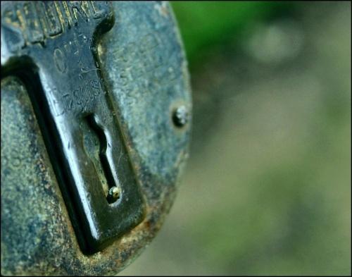 Locked by RWalker