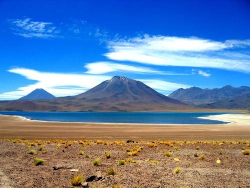 Atacama Lake - Chile by the_lane