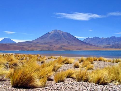 Atacama Lake 2 - Chile by the_lane