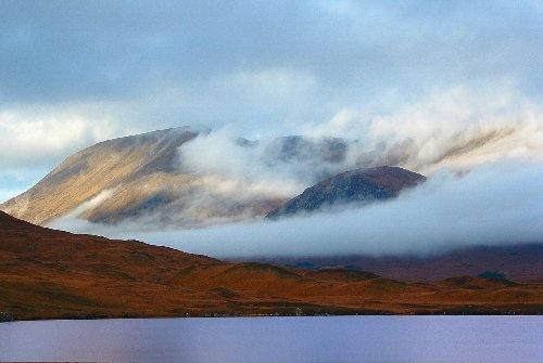 Low Cloud by ianuk2003