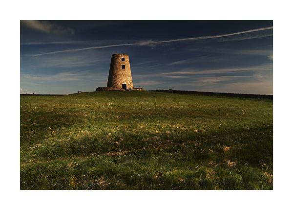 Cleadon Mill by julianevans