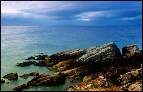 Applecross Coast by IanFlindt