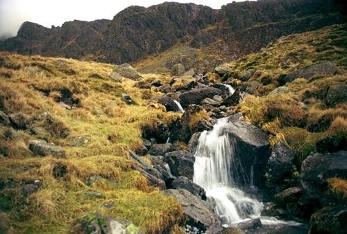 Mountain Stream by jimthistle73