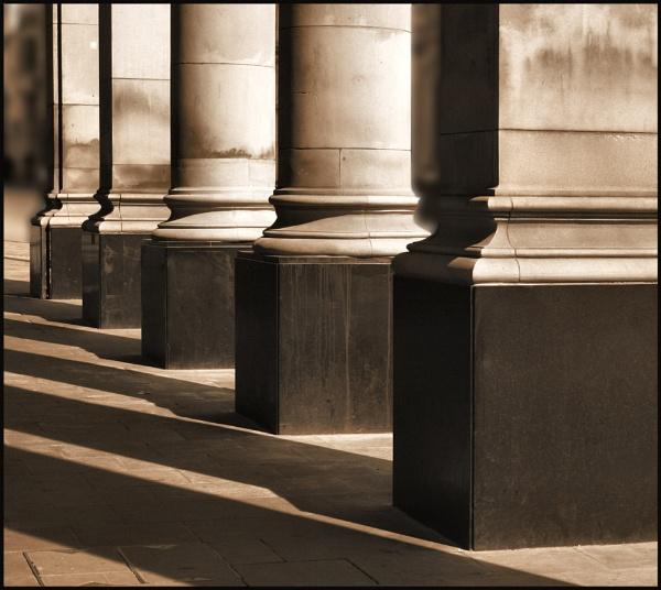 Pillars by elaine max