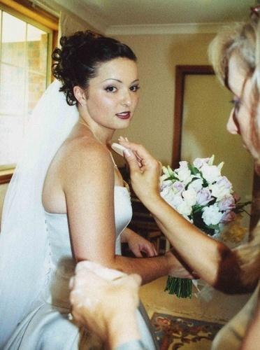 Wedding day by josie2879
