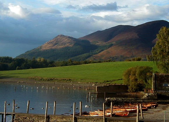 Derwentwater by Maverick