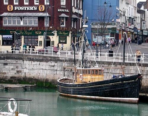 Ramsgate Harbour by emesef