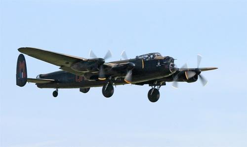 Lancaster Lift off! by big fella