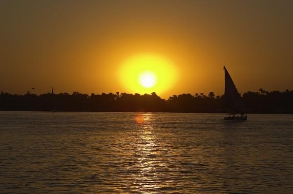Sunset Faluka by ahollowa